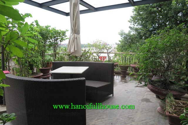 Very Beautiful House With Large Balcony River View Yard