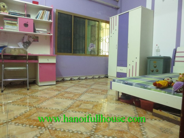 4 bedroom cheap house in kim ma street ba dinh dist for lease for Cheap 4 bedroom houses