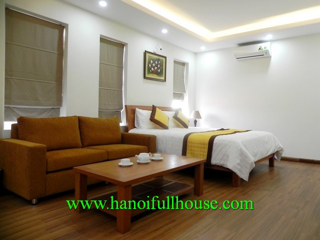 UTOPIAN SERVICED APARTMENT, 01 BEDROOM, FURNISHED, LIFT IN DONG DA, HA NOI