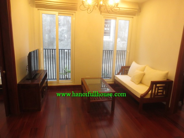 FIND FULLY FURNISHED APARTMENT WITH TWO BEDROOM IN TAY HO DIST