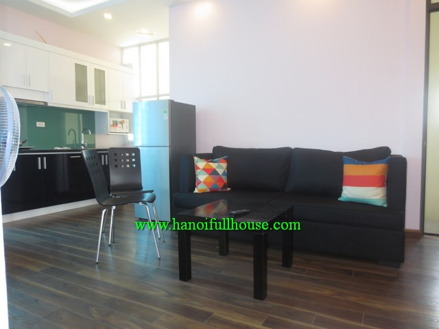 BRAND NEW BUILDING WITH TWO BEDROOM APARTMENTS IN BA DINH DIST FOR RENT, ITS CLOSE TO LOTTE TOWER