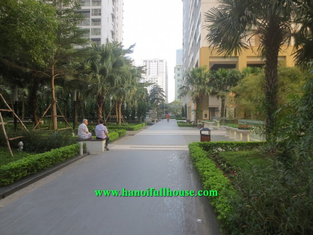 EUROPEAN STYLE APARTMENT WITH 3 BRS IN MANDARIN GARDEN-HOANG MINH GIAM