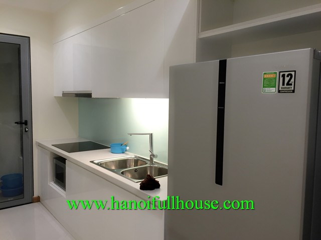 LOOK FOR A CHEAP TWO BEDROOM APARTMENT IN VINHOMES NGUYEN CHI THANH, HA NOI