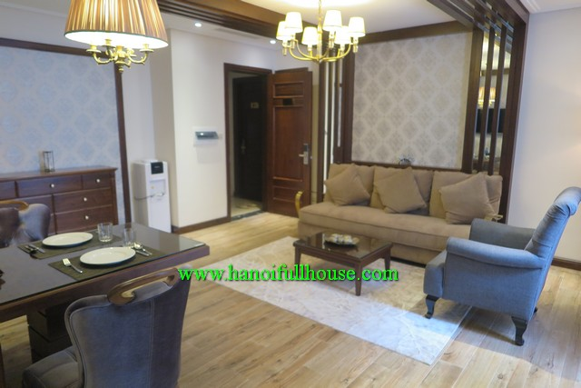 SERVICED APARTMENT FOR JAPANESE, EUROPEAN IN HANOI CENTER, VIETNAM