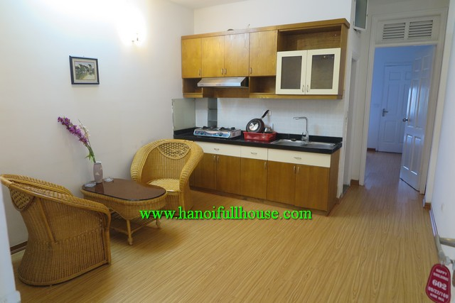 450$/MOTH TO GET A CHEAP SERVICED APARTMENT WITH FULL SERVICES IN BA DINH, HN