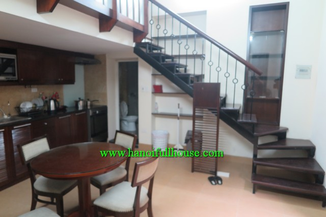 NICE & CHEAP APARTMENT WITH FRENCH STYLE, NEARBY OLD QUARTER & TRUC BACH LAKE AREA