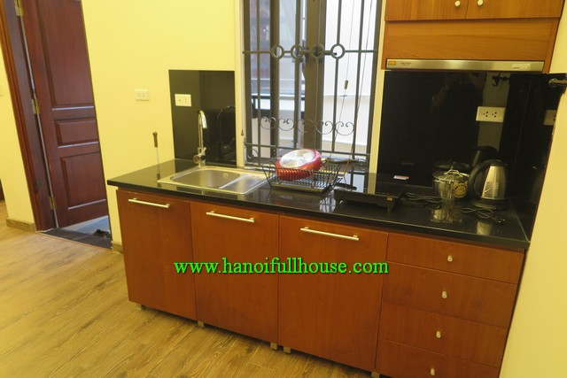 PERFECT MODERN SERVICED APARTMENT FOR RENT IN BA DINH DISTRICT, HA NOI CITY