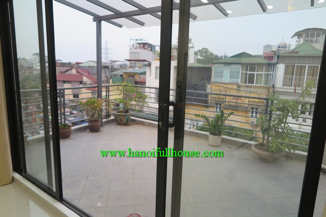 BRIGHT APARTMENT WITH TWO BEDROOM IN OLD QUARTER HANOI FOR RENT