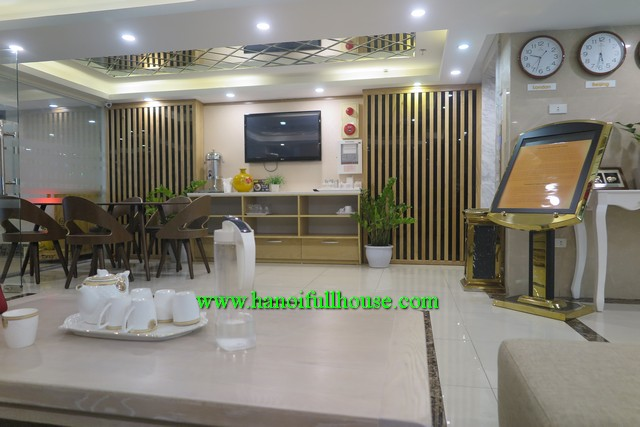 FIND A PROFESSIONAL SERVICED APARTMENT WITH TWO BEDROOM IN BA DINH, HN
