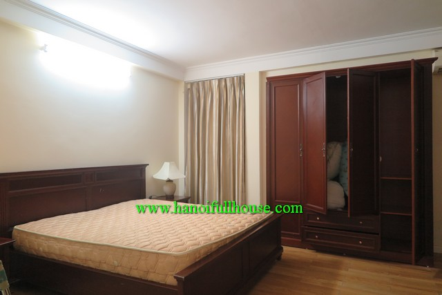 THIS SUPER CHEAP SERVICED APARTMENT IN KIM MA, BA DINH FOR RENT