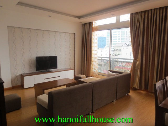 2 BEDROOMS SERVICED APARTMENT FOR JAPANESES RENT IN KIM MA STREET, BA DINH DISTRICT, HA NOI