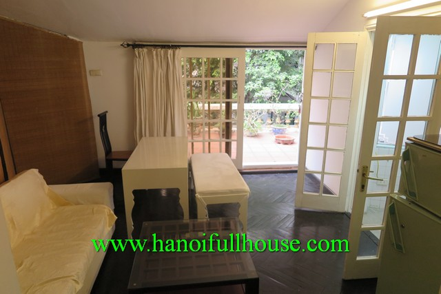 BIG TERRACE & BALCONY SERVICED APARTMENT IN HOAN KIEM, HA NOI