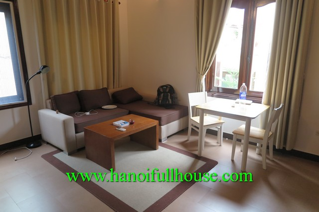 AVAILABLE SERVICED APARTMENT RENTAL IN WEST LAKE, HA NOI, VN