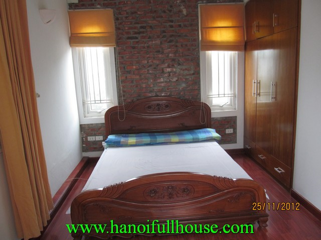 HOAN KIEM SERVICED APARTMENT WITH 1 BEDROOM FOR RENT IN HA NOI