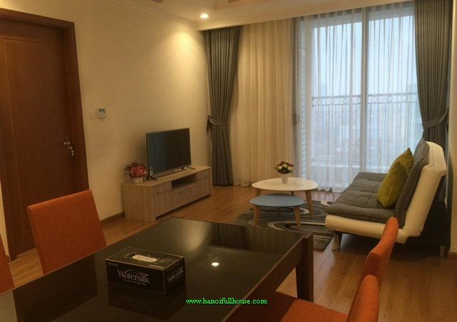 VERY CHEAP LUXURY-APARTMENT WITH 2 BEDROOMS IN VINHOMES NGUYEN CHI THANH FOR RENT