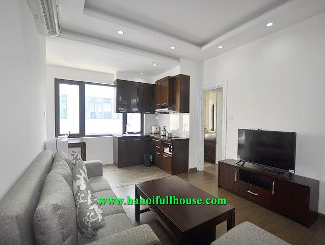 FIND ONE BEDROOM SERVICED APARTMENT RENTAL IN CAU GIAY, HANOI