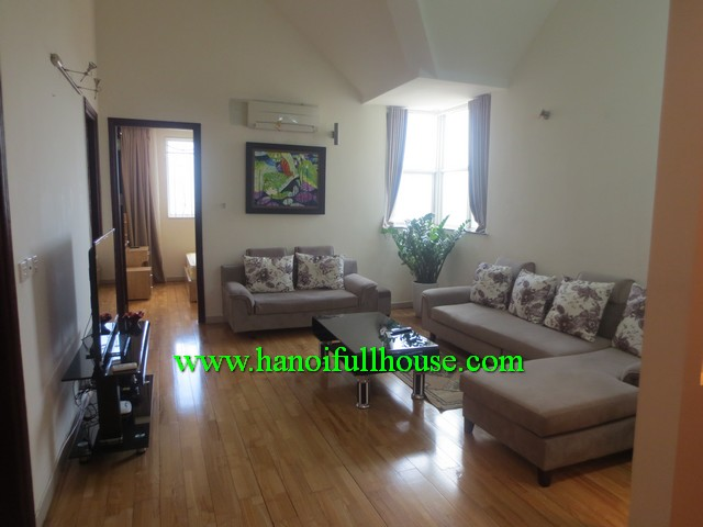 Cheap three bedroom duplex apartment in ciputra hanoi for rent - Affordable three bedroom apartments ...