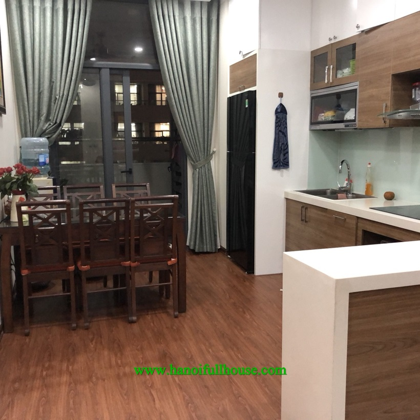 2 Bedroom Apartments For Rent: Elegant 2 Bedroom Apartment For Rent In Complex Trang An