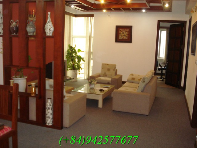 3 bedroom, fully furnished nice apartment rental in Ciputra urban, Tay Ho dist, Ha Noi, Viet Nam