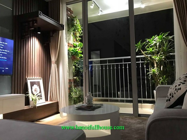 rental luxury two bedroom apartment at Vinhomes Gardenia-Tu Liem district