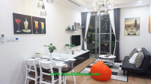 Luxury apartment 2 bedroom in Parkhill-Times City Urban, Hai Ba Trung district