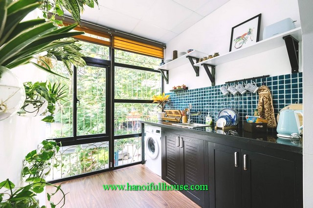 So beautiful apartment in Hoan Kiem district, Ha Noi for Expats