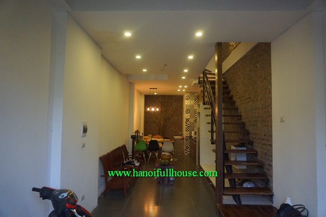 Well designed house with fully furnished, two bedroom, balcony and lots of light