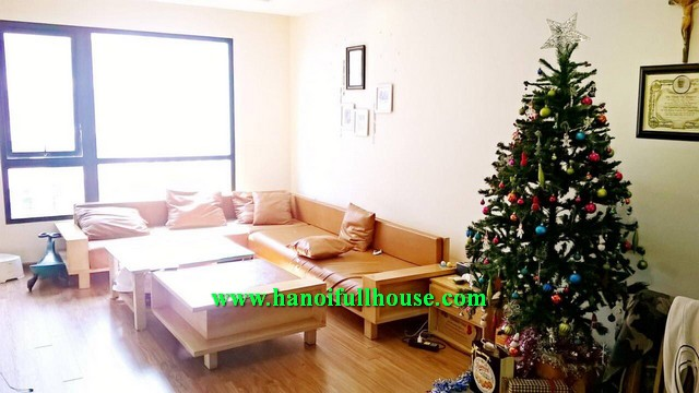 Beautiful apartment with two bedroom in T2 Times City Urban for foreigner stay