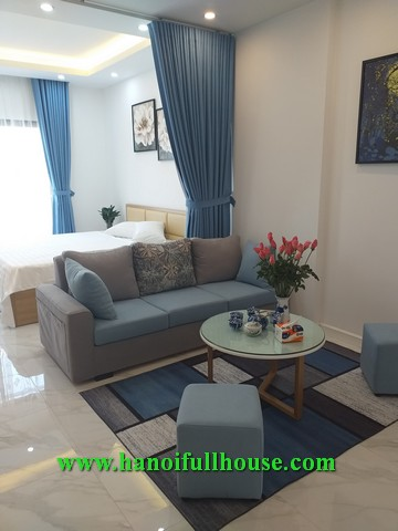 Studio apartment in D'El Dorado Phu Thuong, Ciputra Urban, Hanoi for rent