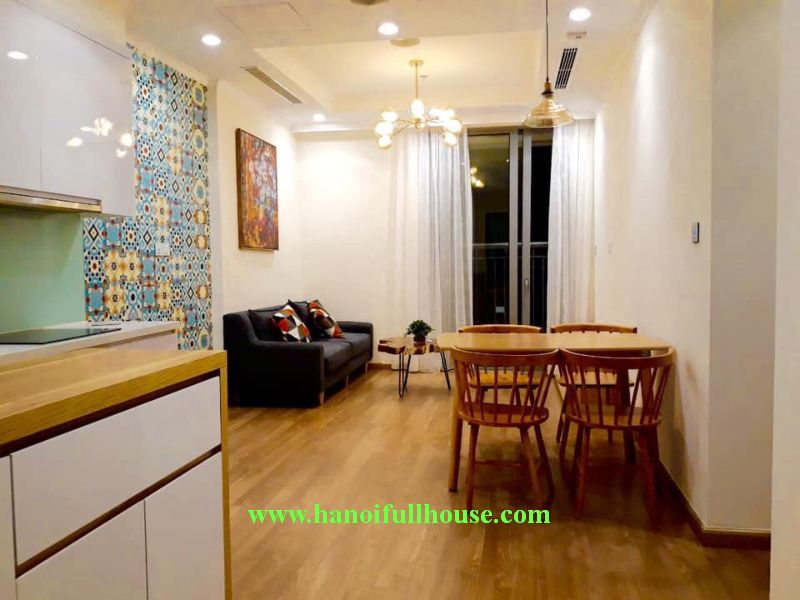 Apartment in Park Hill - Times City for rent , new and modern.