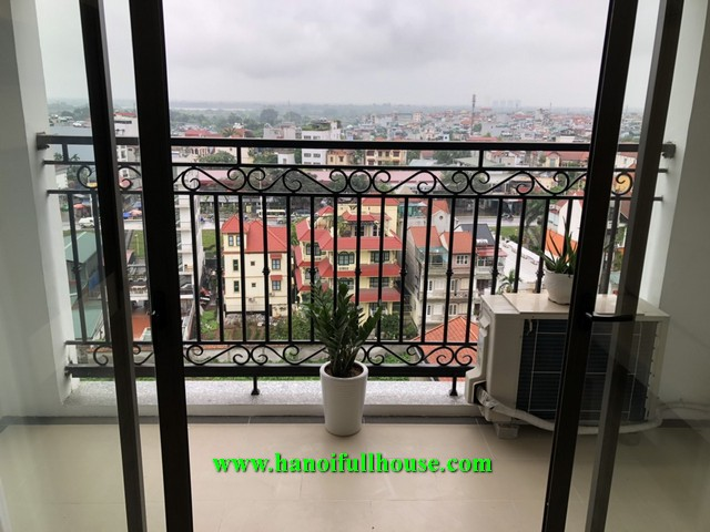 Wonderful apartment in D'Le Roi Soleil - Quang An for rent.