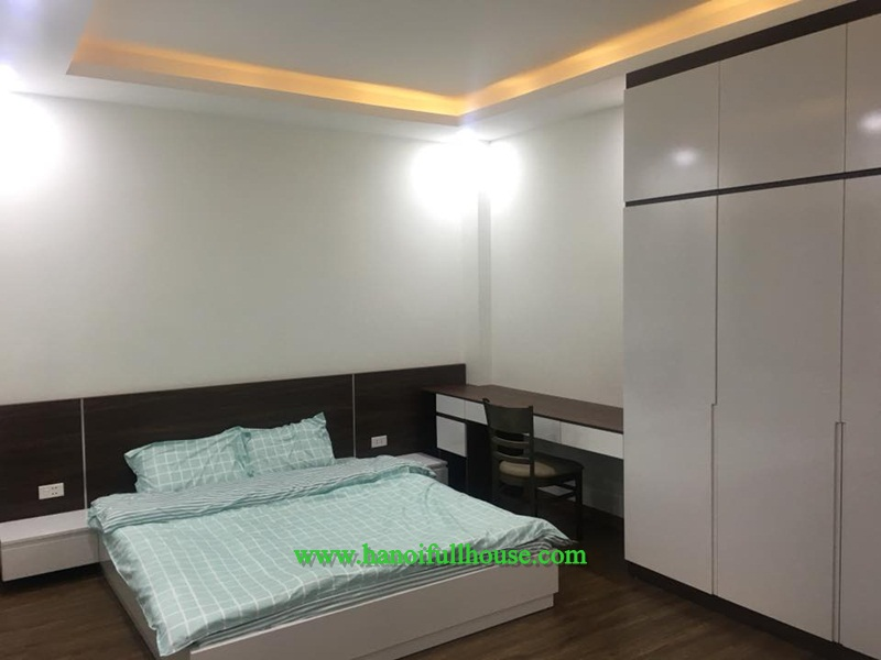 Brand-new apartment for rent in Dinh Thon, 500$/month, full service