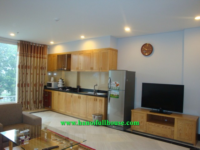 Bath-tub serviced apartment for Japanese stay long time in Hanoi City Vietnam
