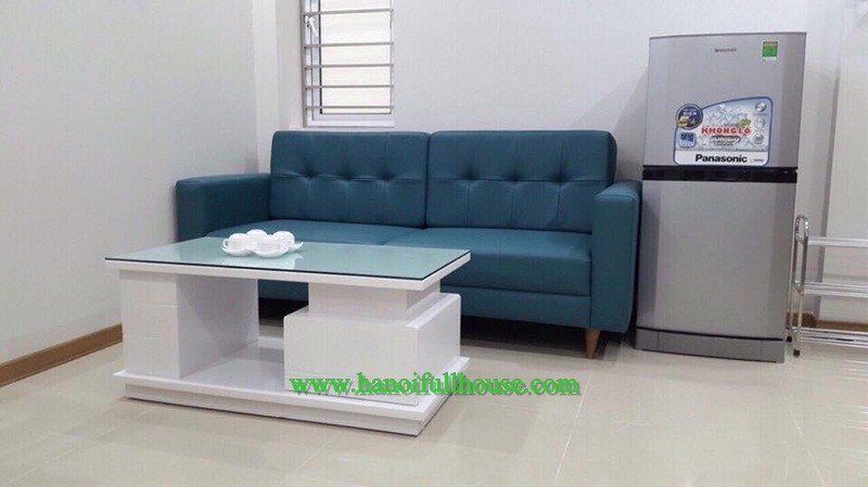 Cheap serviced apartment with full service in Cau Giay for rent