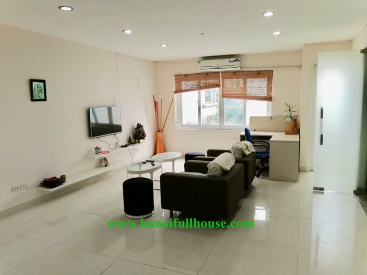 1 bedroom apartment with area up to 110 sq m, big balcony, lake view on Tay Ho Dist