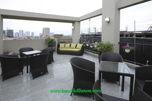 Wonderful view apartment 2-bedroom in Westlake, Tay Ho district