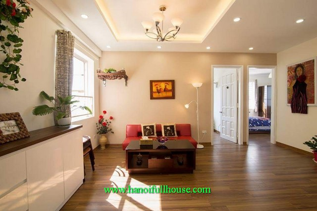 Good opportunity to take this apartment rentals in Tay Ho dist, Ha Noi