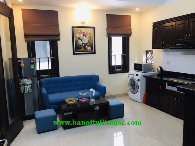 New serviced apartment suitable for Japanese in Ba Dinh, Ha Noi
