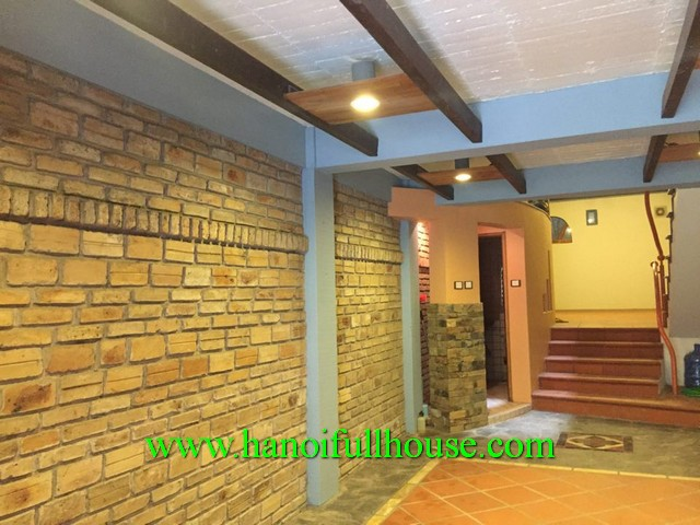 4 bedroom modern house rental with fully furnished, quiet location, safe area