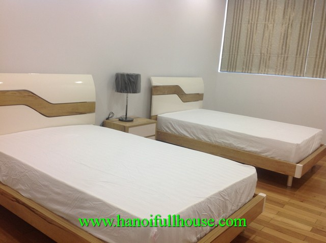 Apartment in Dolphin Plaza for rent in Tran Binh street, Tu Liem dist, Ha Noi
