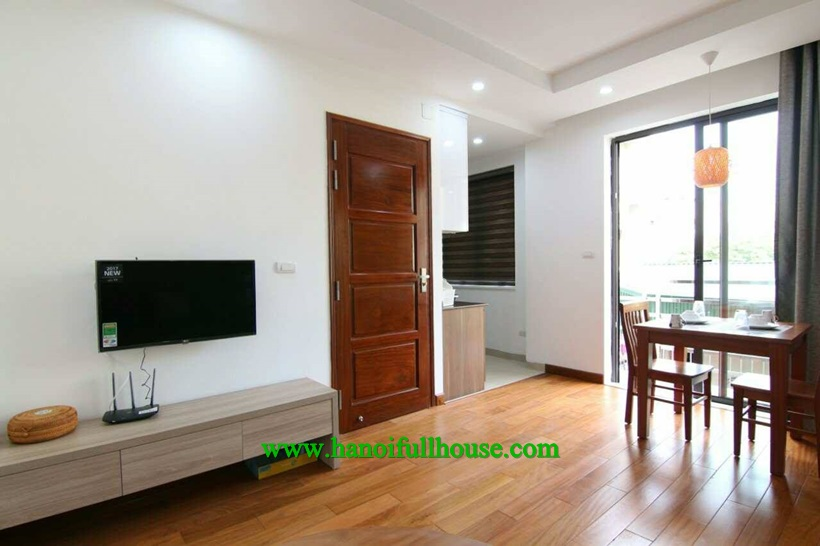 One bedroom serviced apartment in Ba Dinh for lease