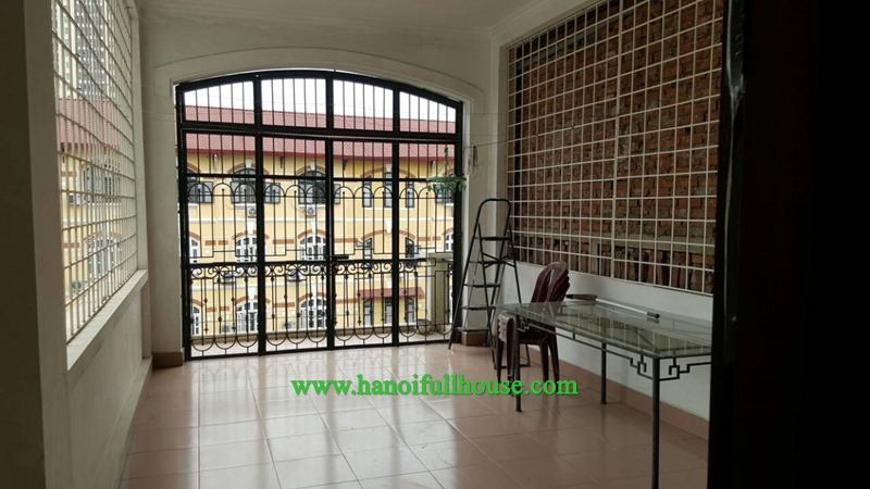 Nice 4 bedroom house for rent in Hang Chuoi, Hai Ba Trung dist