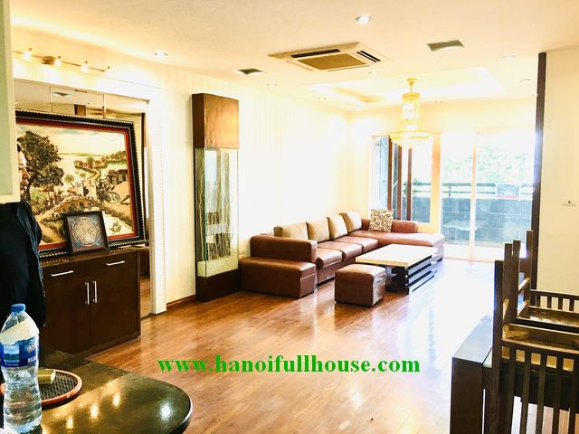 Very good apartment with 3 bedrooms in 249a Thuy Khue