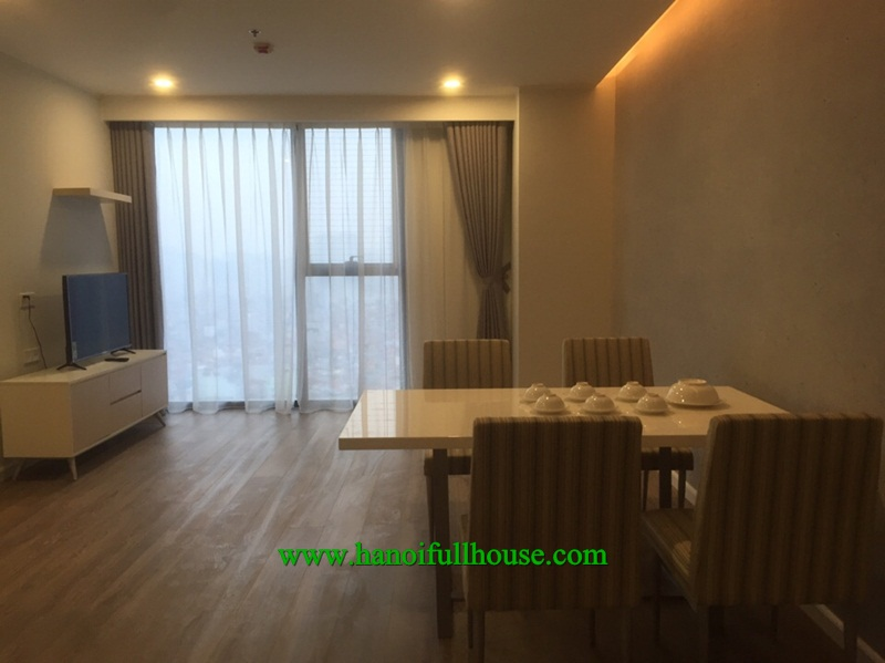 Nice and lovely apartment in Artemis building, No 3 Le Trong Tan street for rent