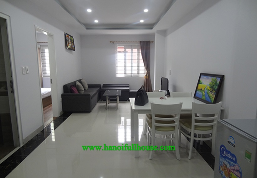 2 bedroom serviced apartment for rent in Nui Truc, Ba Dinh, Ha Noi