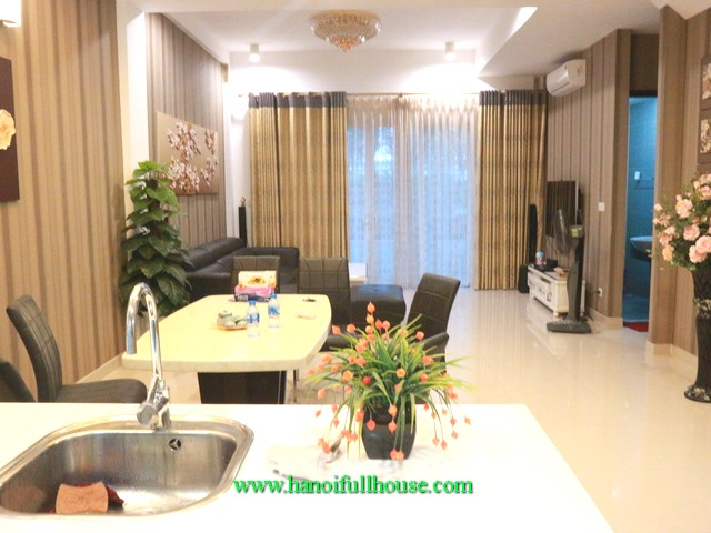 Less money, more space for renting a wonderful villa in Nadyne Parkcity Urban, Le Trong Tan street