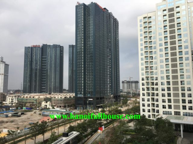 1 bedroom apartment in Ciputra for rent, fully furnished, modern and located on high floor