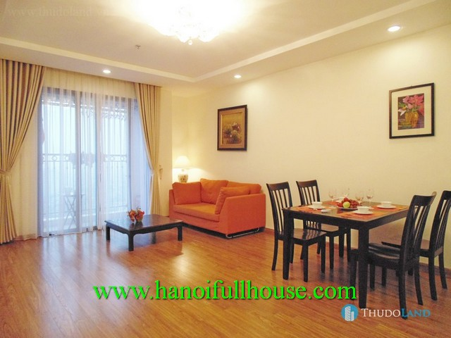 Beautiful apartment 2 bedroom in Times City Hanoi for rent