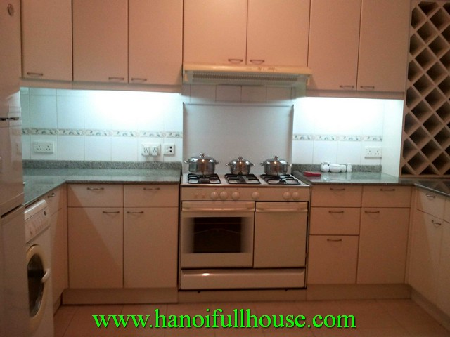 Rental 2 bedroom luxury serviced apartment in Hai Ba Trung dist, Hanoi, Vietnam