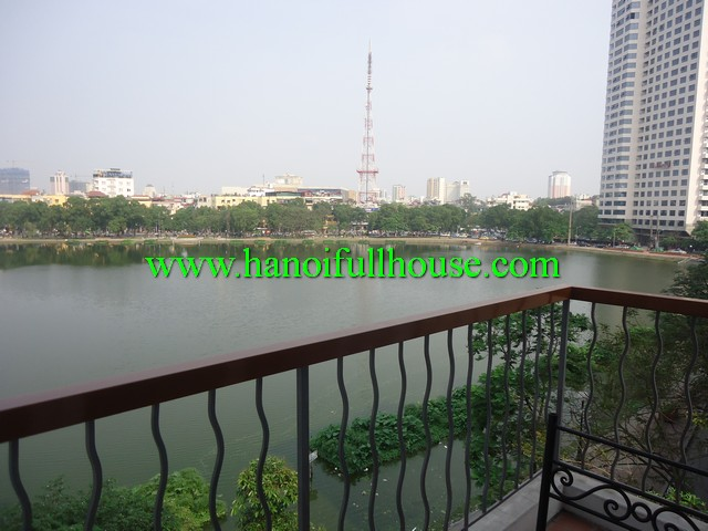 Well designed serviced apartment with 1 bedroom for lease in Ha Noi, Viet Nam